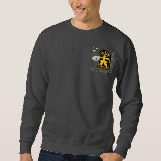 Airborne Veteran - 509th PIR Pull Over Sweatshirts