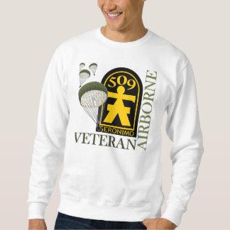 Airborne Veteran - 509th PIR Pullover Sweatshirts