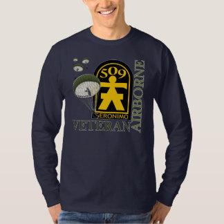 Airborne Veteran - 509th PIR Tshirts