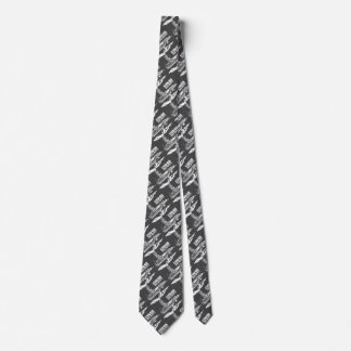 Aircraft carrier Nimitz Tie