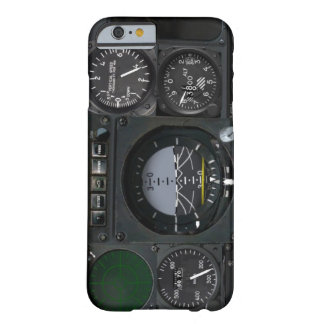 Aircraft Instrument Panel Barely There iPhone 6 Case