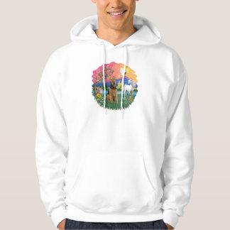 Airedale 1 hoodie