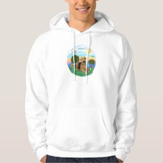 Airedale #5 hoodie