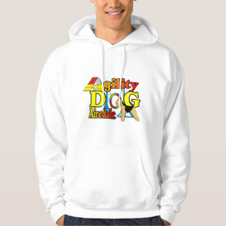 Airedale_Agility Gifts Hoodie