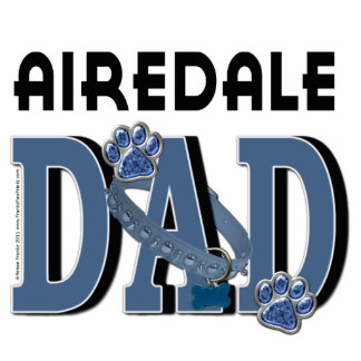 Airedale DAD Photo Cut Outs