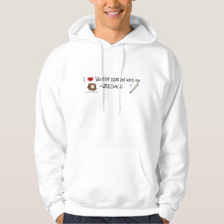 airedale hoodie