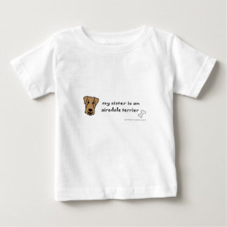 airedale terrier baby T-Shirt