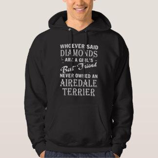 AIREDALE TERRIER HOODIE