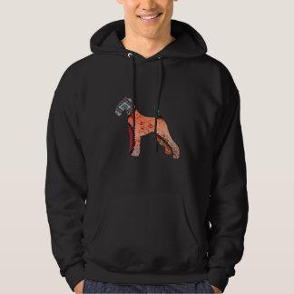 Airedale Terrier Patchwork Pet Shirt