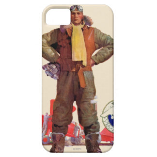 Airmail Pilot iPhone 5 Cover