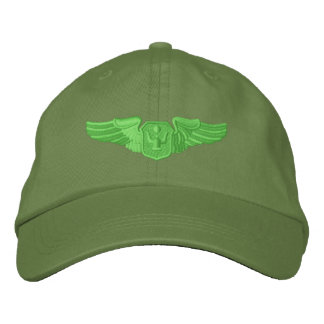 Airman Wings Embroidered Hats