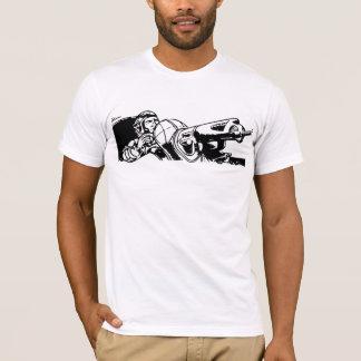 Airplane Gunner T-Shirt