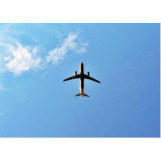 Airplane On Sky Photo Cutouts