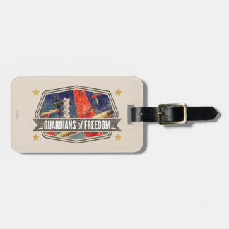 Airshow Luggage Tag