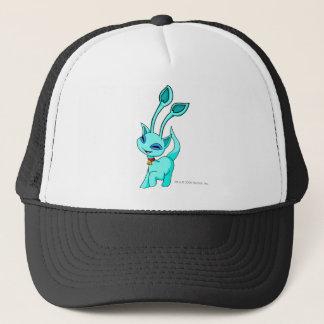 Aisha Blue Trucker Hat