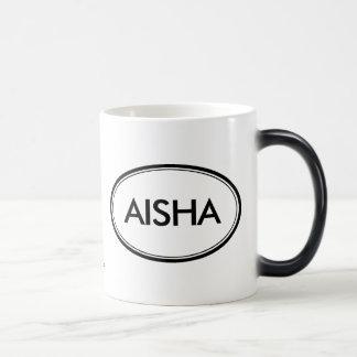 Aisha Magic Mug