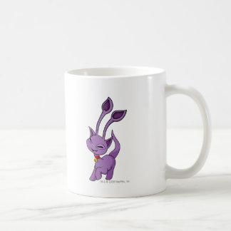 Aisha Purple Coffee Mug
