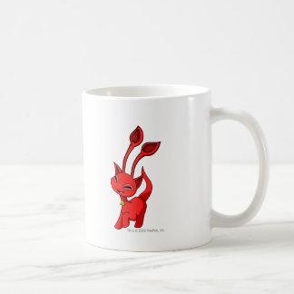 Aisha Red Coffee Mug