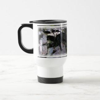 AJW Alaskan Jungle Waterfall 15 Oz Stainless Steel Travel Mug