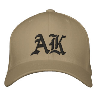 AK Custom Baseball Cap