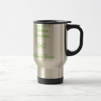 Aka Mom Travel Mug