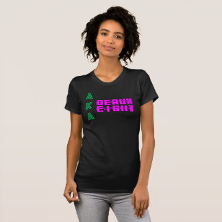 AKA OEAUX EIGHT T-Shirt