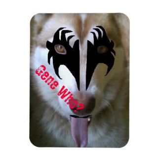 Akira Kiss Gene Who? Magnet