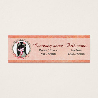 Akira Mini Business Card
