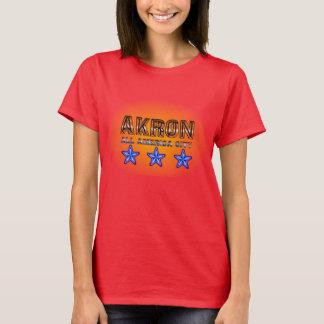 Akron All America City Shirt. T-Shirt