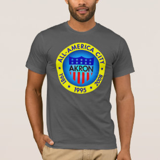 Akron All America City T-Shirt