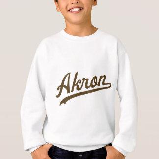 Akron Baseball Sweatshirt