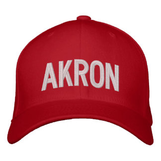 Akron Embroidered Hat
