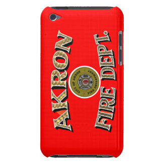 Akron Fire Department Android Case. Barely There iPod Covers