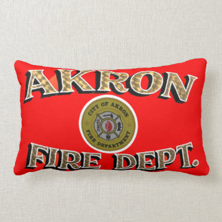 Akron Fire Department Lumbar Cushion