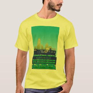 Akron  Ohio Clean Team Shirt. T-Shirt