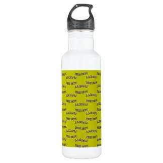 Akron Ohio Fire Department Bottle. 710 Ml Water Bottle