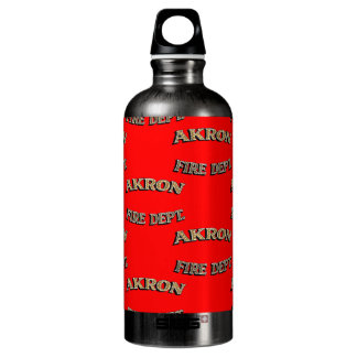 Akron Ohio Fire Department Bottle. SIGG Traveller 0.6L Water Bottle