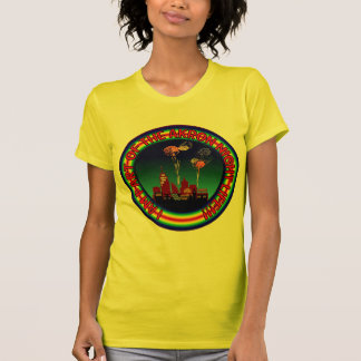 Akron Ohio Night Life Shirt. T-Shirt