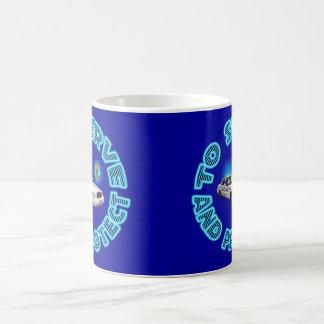 Akron Ohio Police Department Coffee Mug