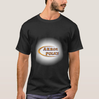 Akron Ohio Police Department Shirts. T-Shirt