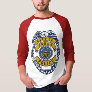 Akron  Ohio Police Department T Shirt. T-Shirt