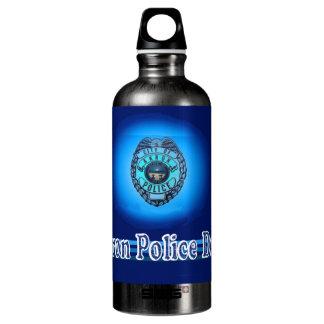 Akron Ohio Police Department Water Bottle. Water Bottle