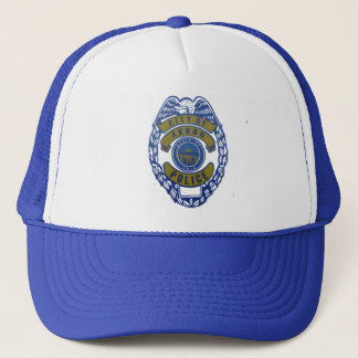 Akron Ohio Police Hat. Trucker Hat