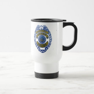 Akron Ohio Police Mug. Travel Mug