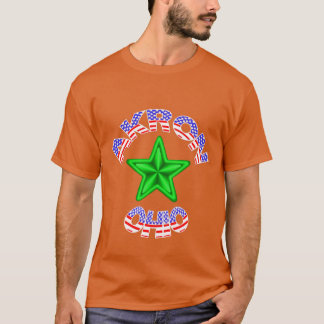 Akron Ohio Star Shirts. T-Shirt