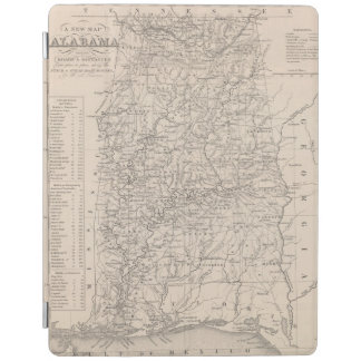 Alabama 6 iPad cover