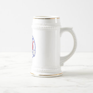 Alabama Gary Johnson Beer Stein