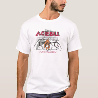 Alamo City Bull Breeds United WP crew T-Shirt