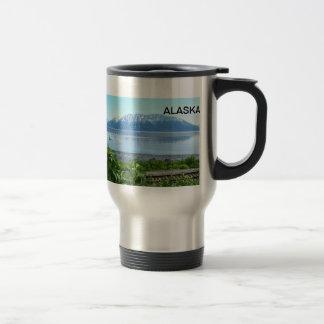 Alaska Mountain along Turnagain Arm Mugs