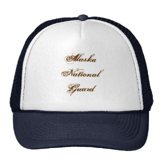 Alaska National Guard Trucker Hats